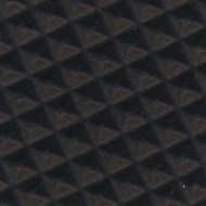 Black EVA Pyramid