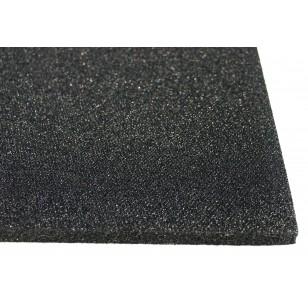 High Density Black Plastazote